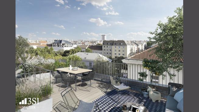 Wohnen Wohnung Park View 1050 Wien