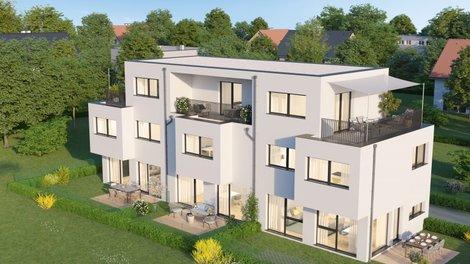 Wohnen Wohnungen 1210 Wien, Staackmanngasse 13Provisionsfreie Reihenhäuser im Eigentum direkt vom BauträgerWohnbauförderung möglich 1210 Wien