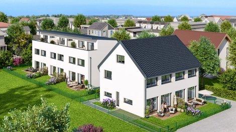 Wohnen Wohnungen Toplage Leopoldau- 5 Gehminuten zur U1, attraktive Häuser im Eigentum direkt vom Bauträger- Haus 1 1210 Wien